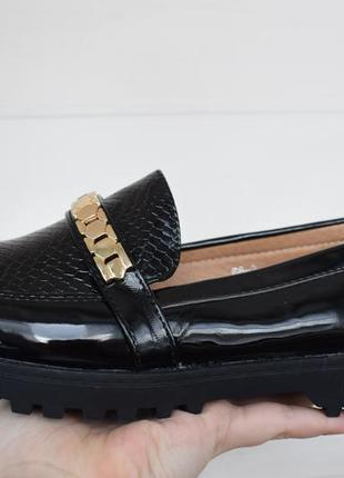 Черные туфли в наличии 36,38, 40