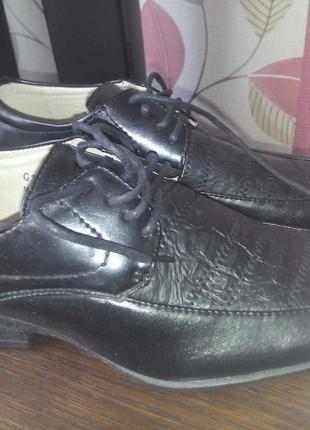 Детские туфли на мальчика 31 р