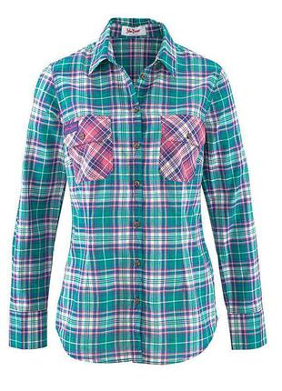 Отличная повседневная рубашка john baner