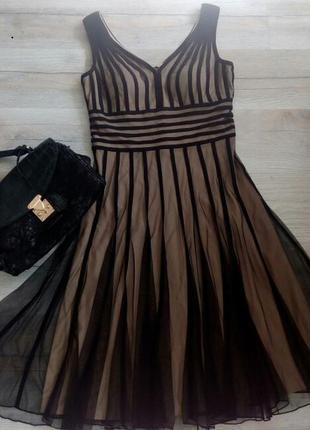 Mary's tune брендова коктейльна сукня paris style оригінал