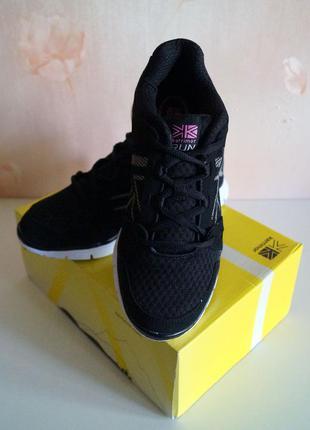 Фирменные кроссовки karrimor duma-2 - черные