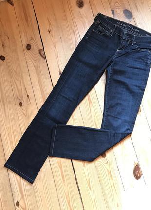 Синие джинсы citizens of humanity