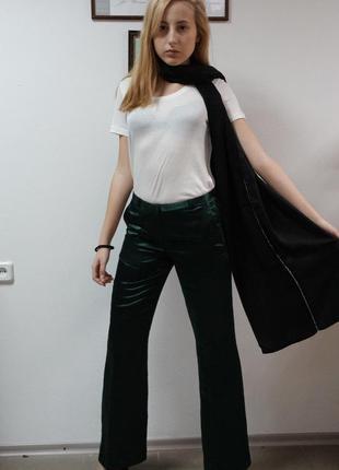 Супер модные брюки клеш