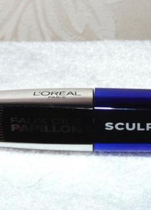 Тушь для ресниц l´oréal paris mascara faux cils papillon sculpt