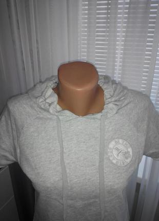 Классный костюм футболка юбка gloria jeans (глория джинс) (кроп-топ + юбка) р.s/m (укр.44)