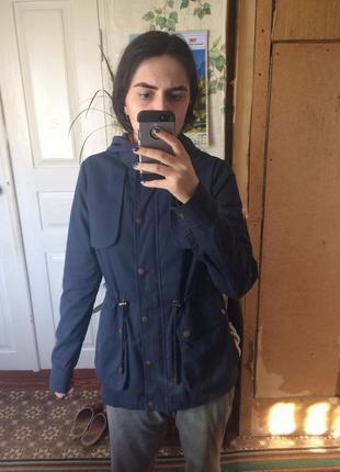 Парка плащ  куртка