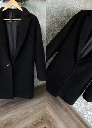 Трендовое бойфренд пальто