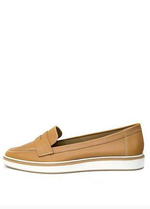 Лоферы туфли ботинки натуральная кожа