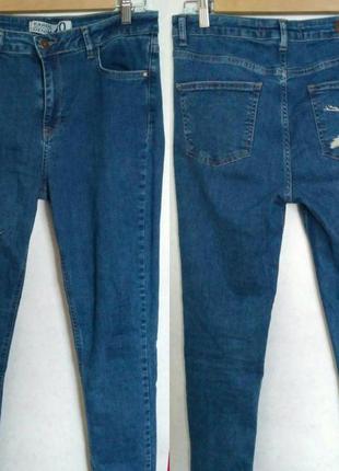 Продам нові, суперові джинси з нашивкою, туреччина! виглядають як на першому фото!!!