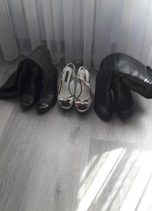 3 пари взуття