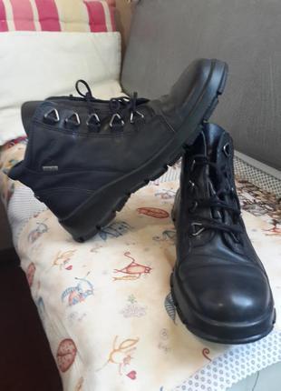 Стильне взуття...ecco gore-tex