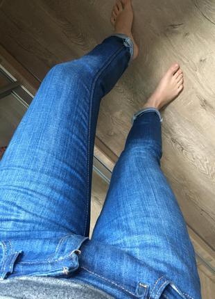 Новые джинси скини levis ltb