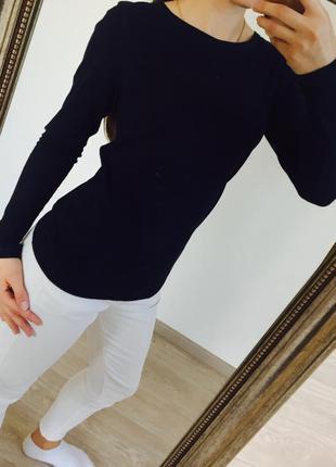 Джемпер темно-синего цвета white stuff