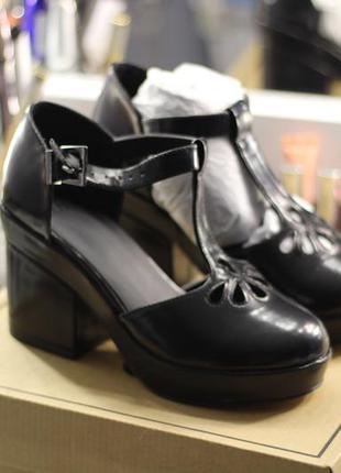 Туфли asos uk 3 новые