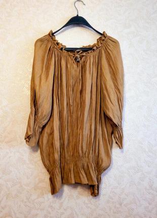 Блуза, футболка в стиле бохо next