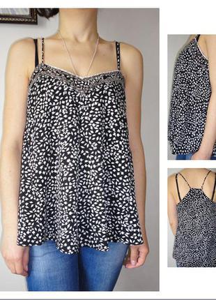Майка / блузка с биркой, размер м