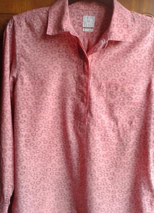 Стильна женская  блуза - рубаха gap