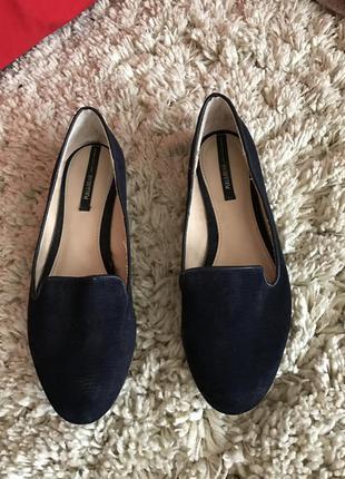 Балетки туфли женские pull&bear