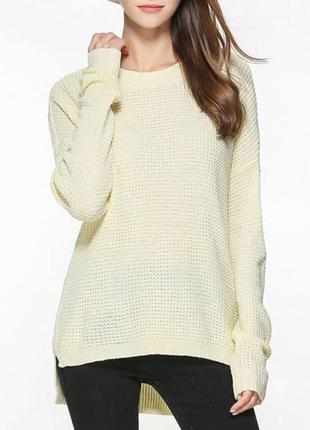 Красивый свитер / джемпер oversize