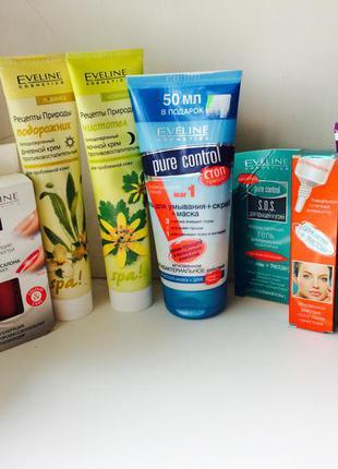 Набор косметики и средств по уходу для проблемной кожи