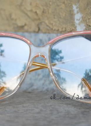 Нежные очки gucci, солнцезащитные, новые