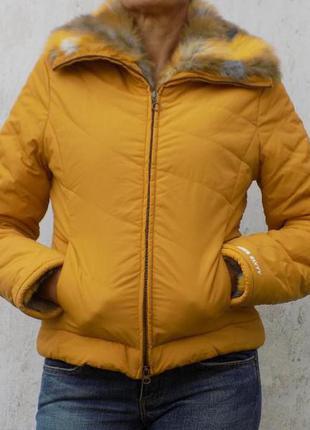 Зимняя куртка miss sixty оригинал