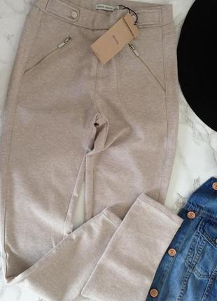 Трикотажные брюки bershka