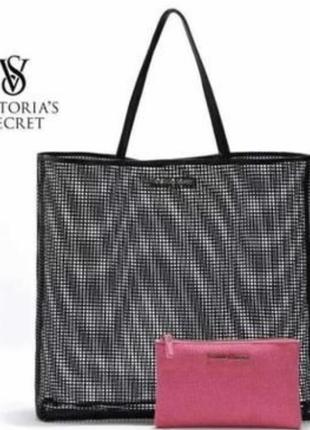 Victoria's secret пляжная сумка