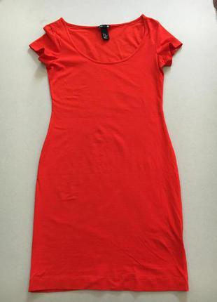 Красивое легкое трикотажное платье и еще много интересного в моей шафе