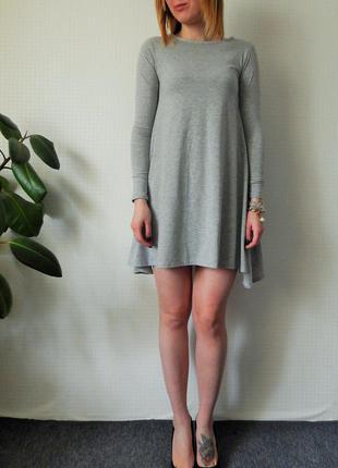 Платье трапеция me