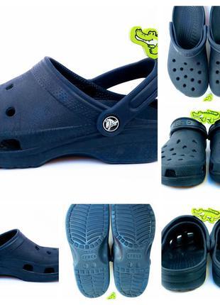 Оригінальні crocs крокс m7/w9 39/40 розміру 0160
