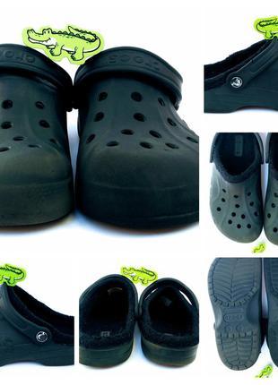 Оригінальні crocs крокс m5/w7 37/38 розміру 0161