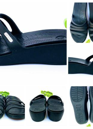 Оригінальні crocs крокс w8 38 розміру 0159