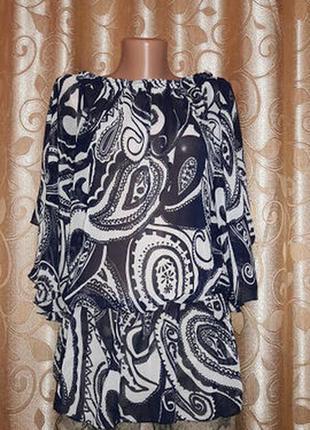 Красивая легкая блуза atmosphere