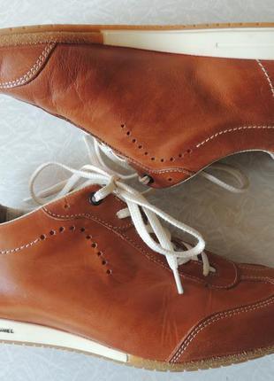 Floris van bommel,кожаные ботинки оксфорды кеды кроссовки,размер 39(25 см)
