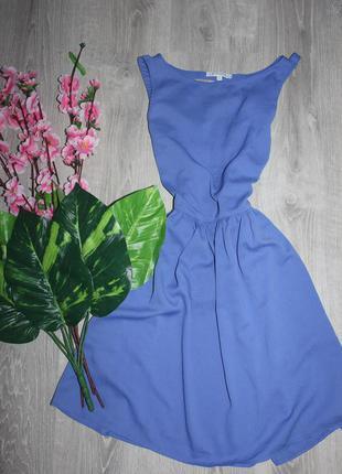 Платье с красивой спиной glamorous