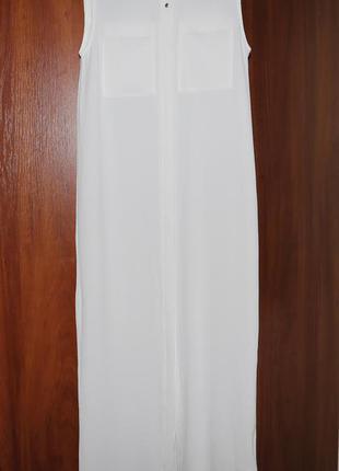 """Длинное платье-рубашка """"only"""", размер 34."""