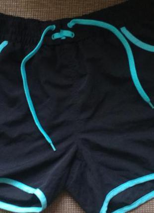 Короткие шорты для спорта, размер 16