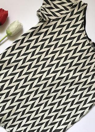 Фактурна футболка блуза з замочком як zara mango