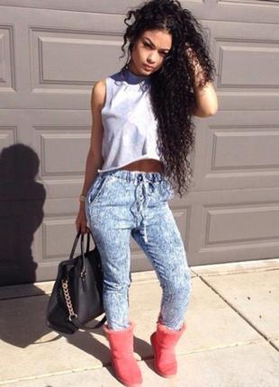 Круті легкі джинси