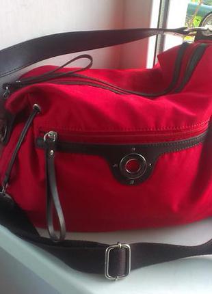 Комбинированная сумка tommy hilfiger