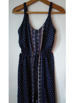 Длинное платье ,размер s