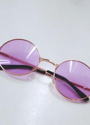 Фиолетовые очки