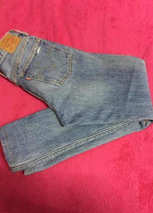 Очень крутые джинсы levi's 501оригинал