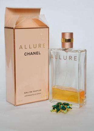 Chanel allure парфюмированная вода оригинал