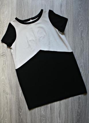 Стильное платье прямого кроя р. 52-54