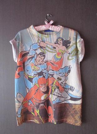 Marvel футболка