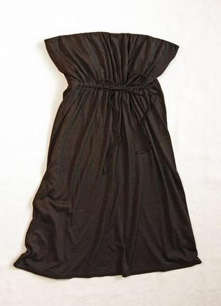 Красивое коричневое платье от new look