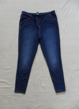Стильные джинсы джеггинсы скинни next, 14 размера.