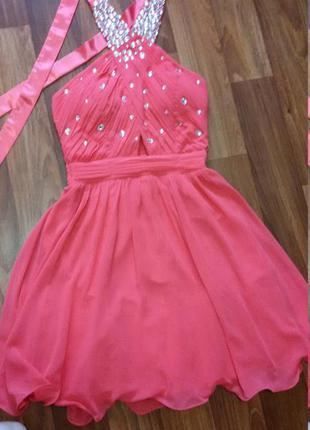 New look вечерние платье новое